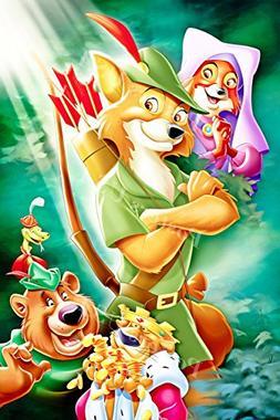 Posters USA - Disney Classics Robin Hood Poster GLOSSY FINIS