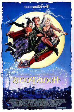 Posters USA - Disney Hocus Pocus Movie Poster Glossy Finish