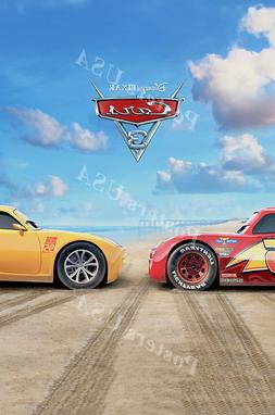 Cars New Disney Movie Poster Movie Poster