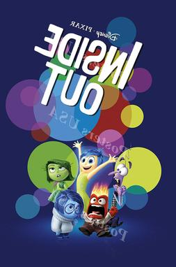 Posters USA - Disney Pixar Inside Out Movie Poster Glossy -