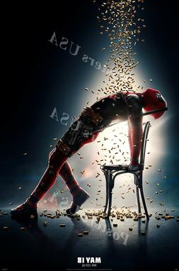 Posters USA - Marvel Deadpool 2 Movie Poster Glossy Finish -