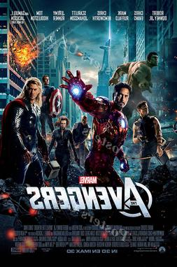 Posters USA - Marvel The Avengers Movie Poster Glossy Finish