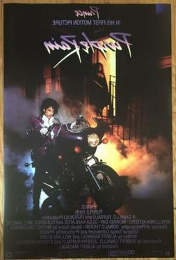 Prince Purple Rain Movie Poster 24 x 36