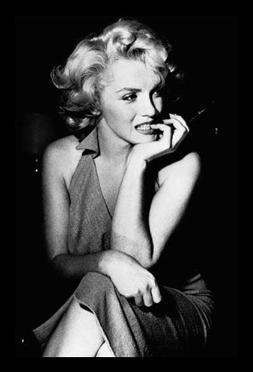 Professionally Framed Marilyn Monroe Movie  Poster Print - 2