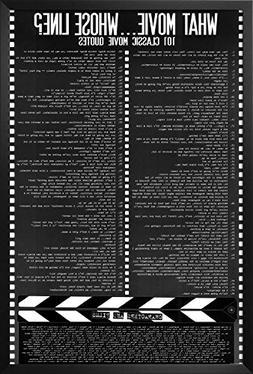 Professionally Framed What Movie, Whose Line? Movie Movie Qu