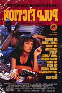 Pulp Fiction  - 11 x 17  - Style B