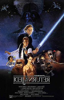 Return of the Jedi POSTER Movie