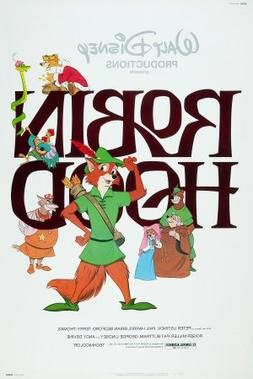 ROBIN HOOD - Imported Movie Wall Poster Print - 30CM X 43CM
