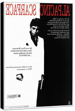 Pop Culture Graphics Scarface 27 x 40 Movie Poster - Style A