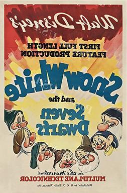 Poster USA - Disney Classics Snow White and the Seven Dwarfs