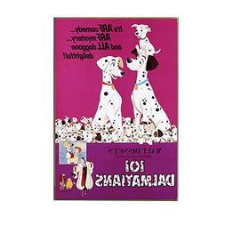 Silver Buffalo OD0236 Disney One Hundred and One Dalmatians