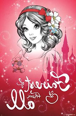 """Trends International Snow White Fairest Wall Poster 22.375"""""""
