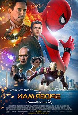 Spider-Man HomecomingMovie Poster Limited Print Photo Tom