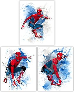 Spider-Man Homecoming Wall Decor Collection - The Spectacula
