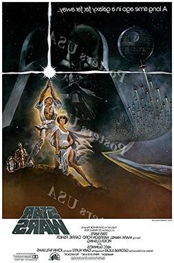 Posters USA Star Wars Original Episode IV A New Hope Movie P