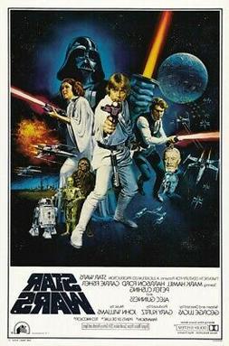 Star Wars Movie Poster 11x17 Movie Poster