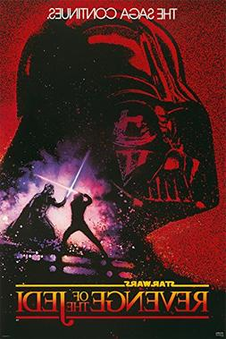 Star Wars: Episode VI - Revenge Of The Jedi - Movie Poster