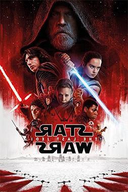 Star Wars: Episode VIII - The Last Jedi - Movie Poster/Print
