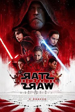 Star Wars The Last Jedi Movie Poster Limited Print Photo Dai