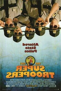 SUPER TROOPERS - MOVIE POSTER - 853