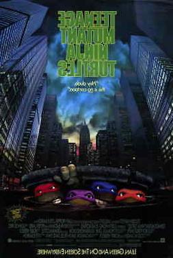 teenage mutant ninja turtles the movie 11x17