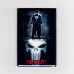 "THE PUNISHER  -  2"" x 3"" MOVIE POSTER MAGNET"