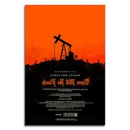 There Will Be Blood Movie Art Silk Poster Decor 13x20 24x36