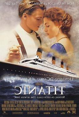 Titanic Movie Poster Movie Poster Org