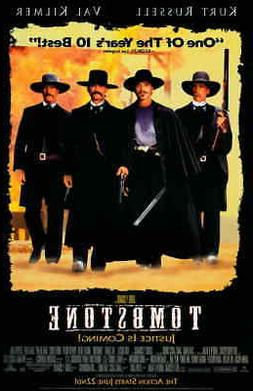tombstone 11x17 movie poster licensed new usa