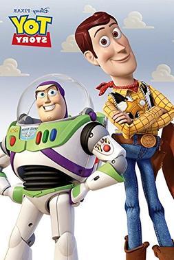 Toy Story - Disney / Pixar Movie Poster / Print