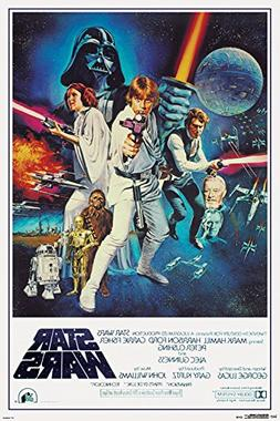 Trends International Star Wars IV One sheet Collector's Edit