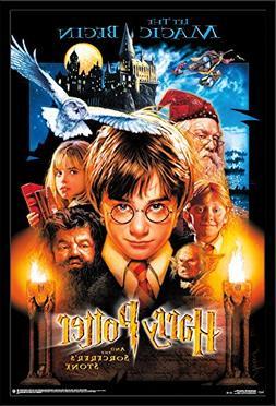 Trends International Wall Poster Harry Potter Sourcerer's St