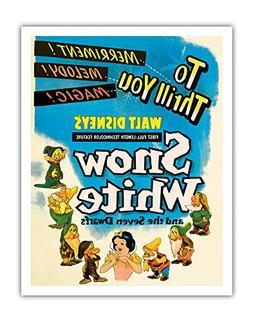 Walt Disney's Snow White and the Seven Dwarfs - To Thrill