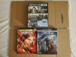 X-Men 7-Movie Collection: w/Slipcovers & Poster  No Codes